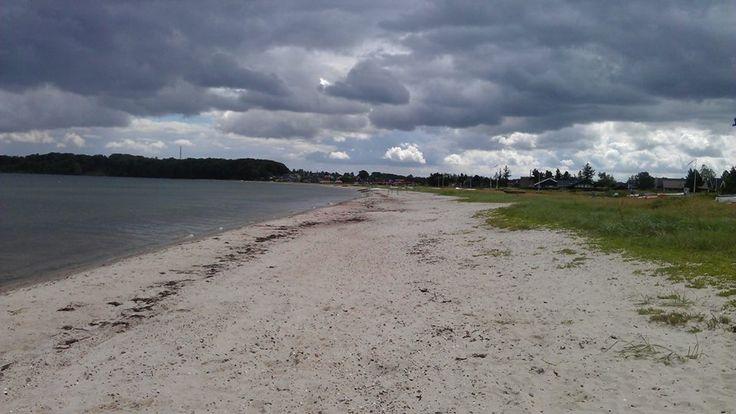 Vildbjerg Strand  (Fotograf: Tine Forsmann)