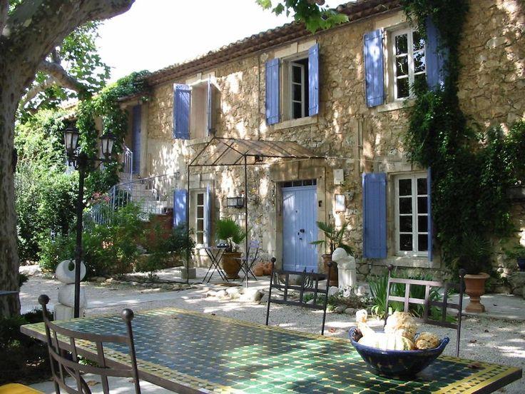 1075 best La Maison de mes Rêves images on Pinterest French houses - chambre d hotes aix en provence piscine