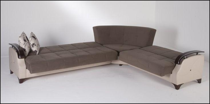 Contemporary Sectional Sleeper sofa