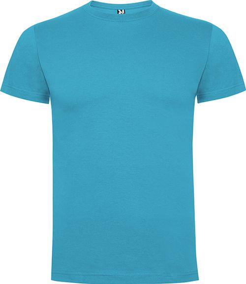 Camiseta Roly Dogo color Turquesa