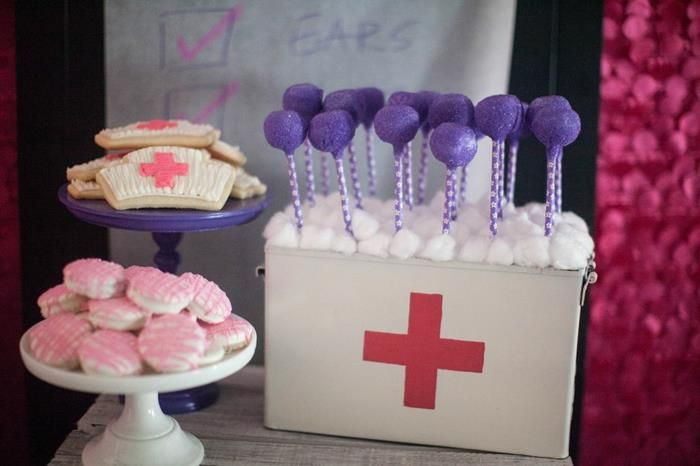 doc mcstuffins birthday decorations | Doc McStuffins party ideas and elements from this fantastic birthday ...