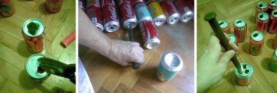 pregatire doze aluminiu