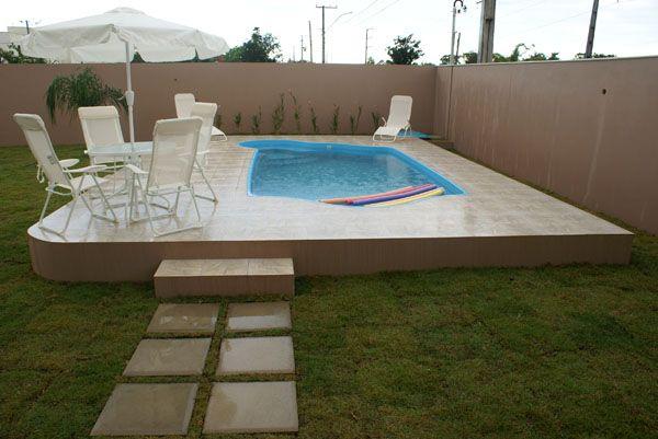 Projetos de piscinas de fibra for Piscinas de fibra pequenas precios