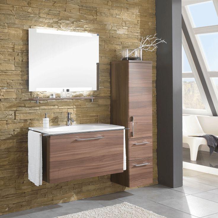 Badmöbel modern dunkel  12 besten Badmöbel Bilder auf Pinterest   Badezimmer, Waschtisch ...