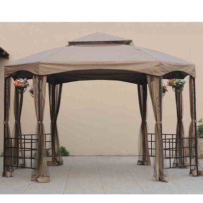 Sunjoy Replacement Canopy for Sienna Gazebo