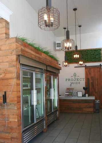Sitting on the corner of Green and Polk St., our Russian Hill location offers our full lineup of cold-pressed organic juices and plant-powered grab-and-go food menu! Locally sourced, always organic. Indoor seating available.