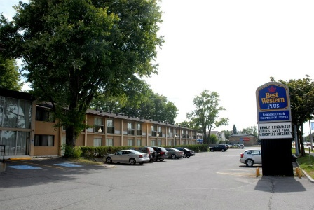 Best Western Plus Ottawa/Kanata, located west of downtown, at1876 Robertson Road. For more information on Ottawa accommodation visit http://www.ottawatourism.ca/en/visitors/ottawa-hotels