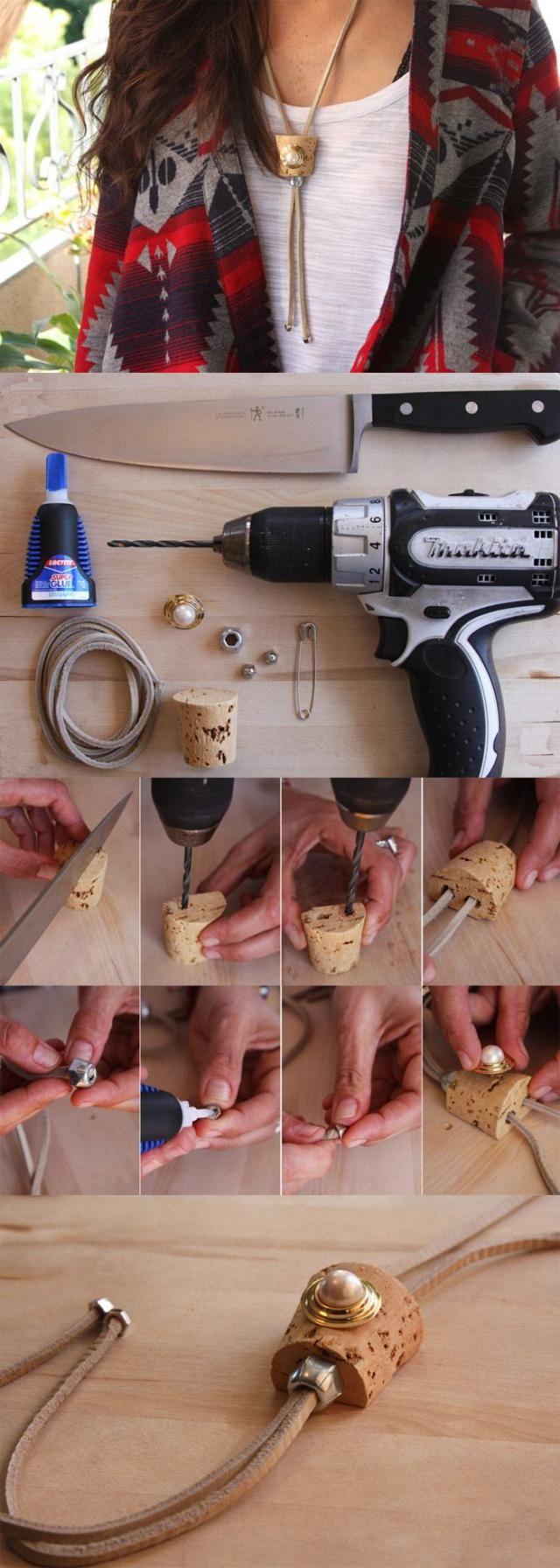 Naszyjnik - instrukcja krok po kroku