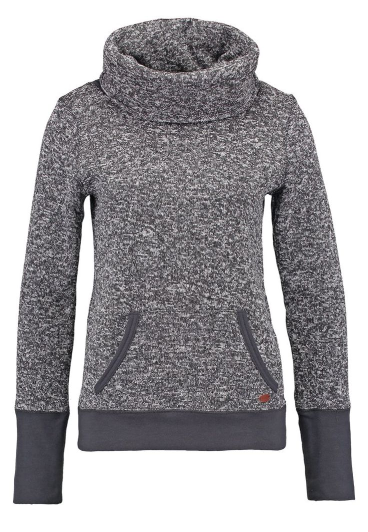 Roxy SURFCITY - Sweter - charcoal heather - Zalando.pl