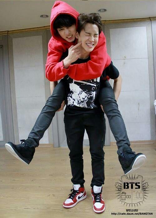 Jimin & JungKook