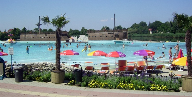 Hungarospa Hajduszoboszlo: largest spa complex in Europe
