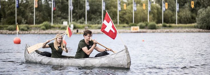 skelETHon 3D printed concrete canoe wins first prize at 16th concrete canoe regatta in germany