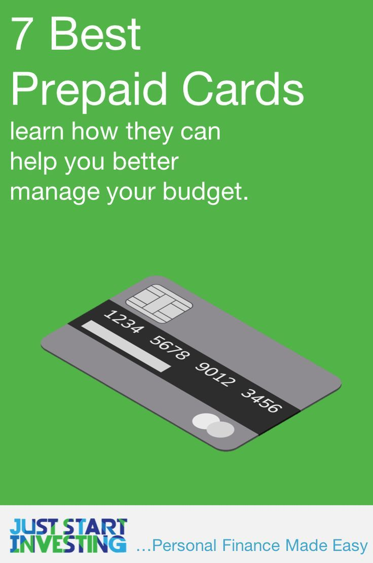 7 best prepaid cards to control your budget budgeting