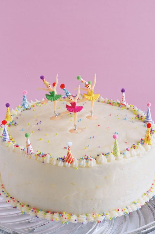 sweet birthday cake...
