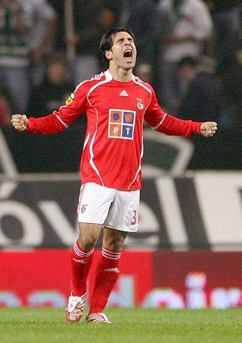 Ricardo Rocha sporting 0 - 2 BENFICA