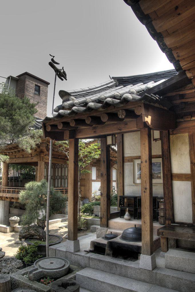 Hanok HDR | Flickr - Photo Sharing! Korean TraditionalTraditional HouseJapan  ...