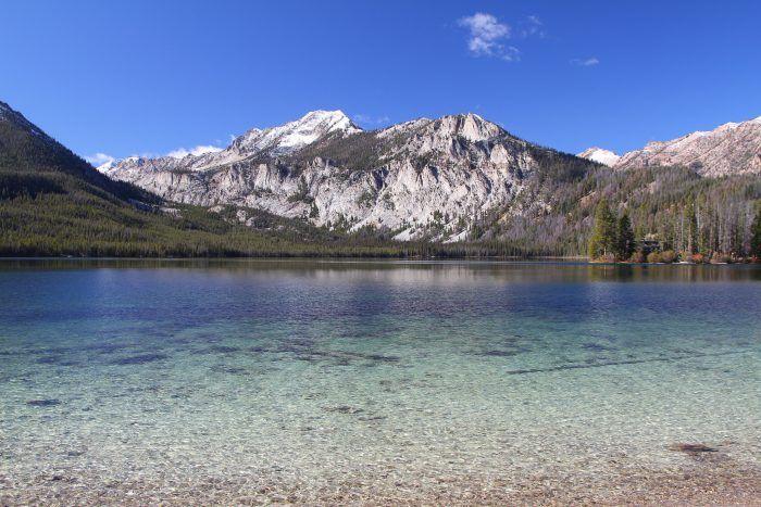 10. Pettit Lake