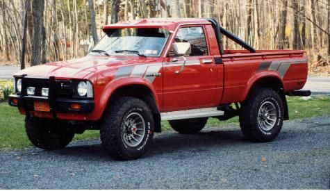1983 toyota 4x4 vehicles i 39 ve owned pinterest 4x4 toyota and toyota 4x4. Black Bedroom Furniture Sets. Home Design Ideas