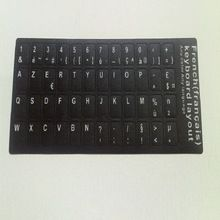 50pcs French  Letters Alphabet Learning Keyboard Layout Sticker For Laptop/Desktop Computer Keyboard 10 inch Or Above Tablet PC //Price: $US $27.80 & FREE Shipping //     #apple