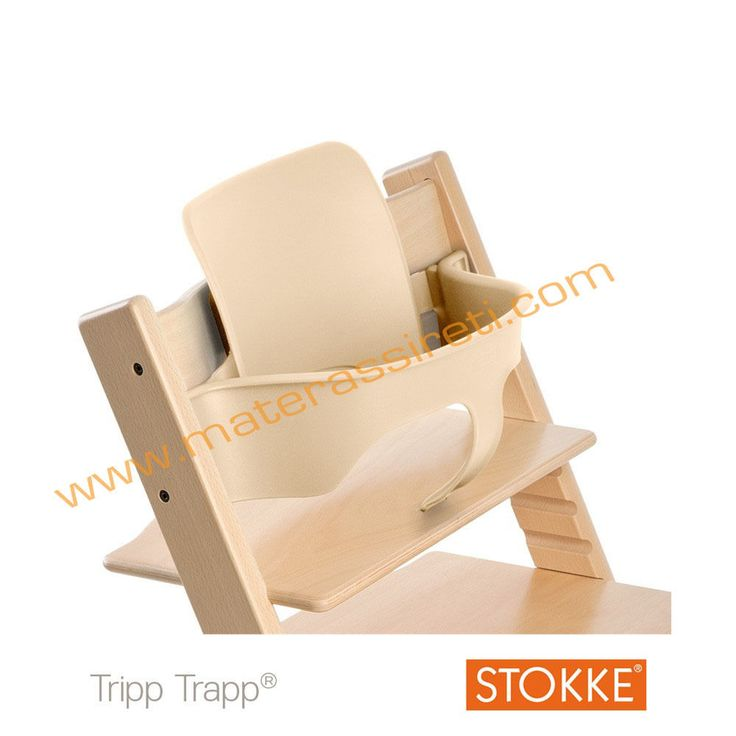 BABY SET _Tripp Trapp  STOKKE Col. Naturale
