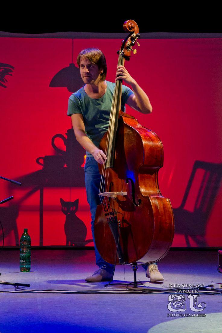 Jan Lstiburek (member of Tomas´s group)