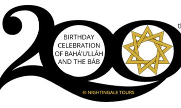 BICENTENNIAL BIRTHDAY CELEBRATION OF BAHA'U'LLAH AND THE BAB