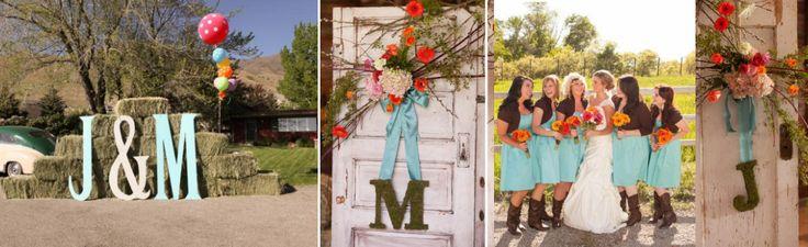 French Country Wedding Decorations | Real Weddings: California Ranch Wedding / Rustic Lake Wedding / Texas ...