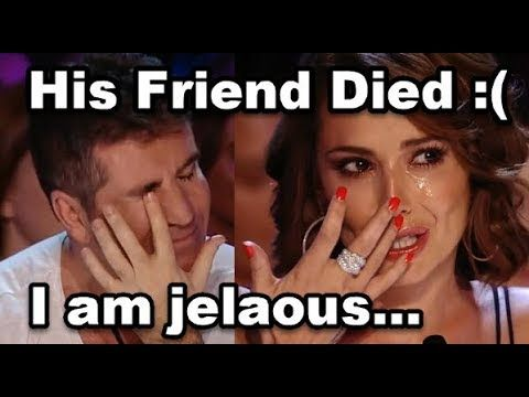 nice He Sings For His Dead Friend... Don't Cry... Simon Cowell Is Speechless | Jealous - Labrinth