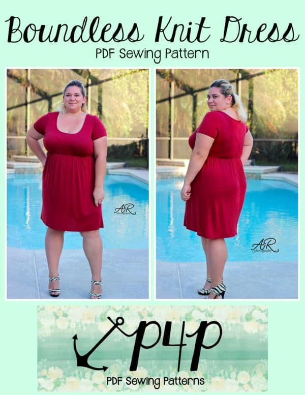 Boundless Knit Dress With Images Knit Dress Pattern Empire