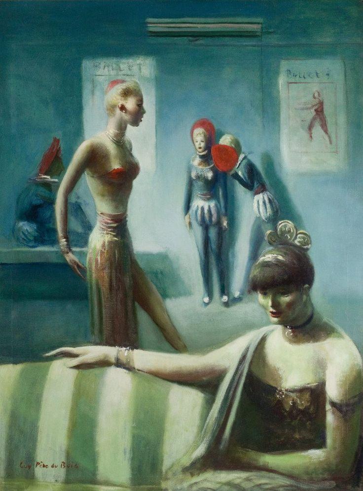Guy Pène Du Bois  The Ballet Tryout    €441.023,08
