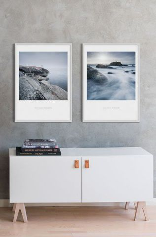 Caress is landscape print at it's best by Scandinavian Stefan Isaksson Photography - Nordic Design Collective