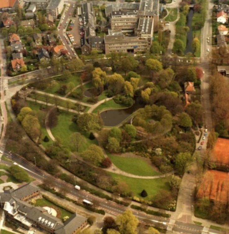 Schiedam, Julianapark