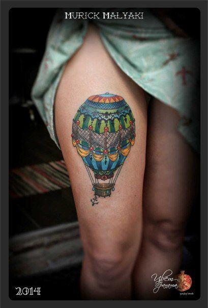 тату воздушный шар - Поиск в Google