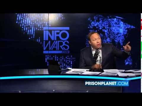 Alex Jones : Donald Trump Is For REAL