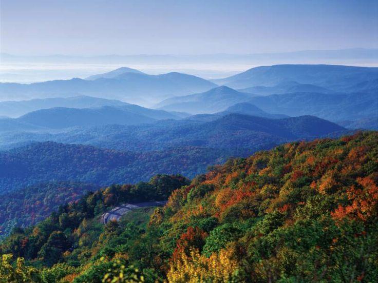 Shenandoah Valley, VA.  Breathtaking.