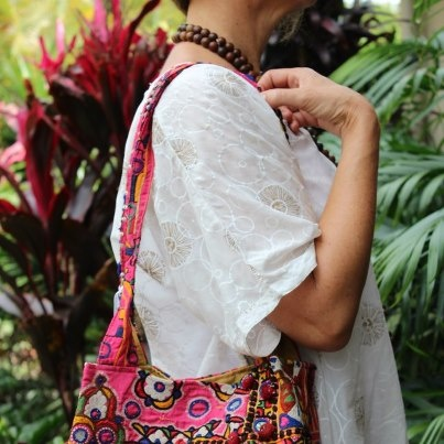 LALOOM Raja Handbags made by artisans from Rajasthan
