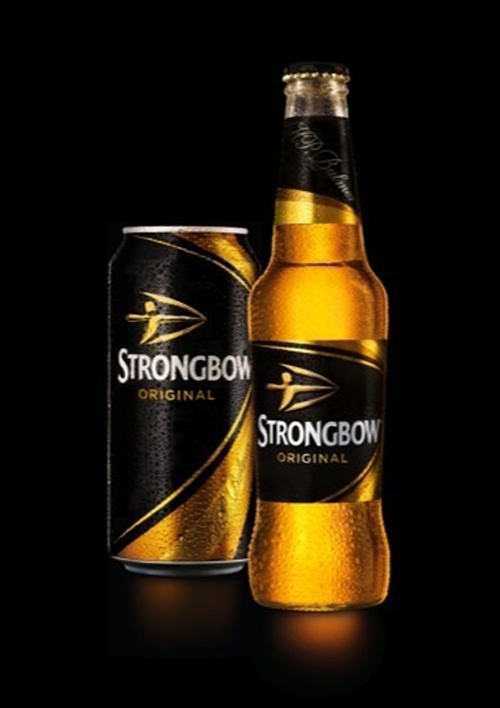 Strongbow. How I am missing this stuff. :) I'll just have to go back to Italy, I suppose.