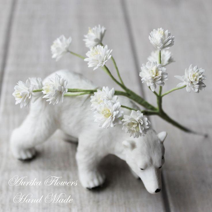 Как сделать цветок «Гипсофила» из фоамирана - Ярмарка Мастеров - ручная работа, handmade