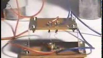 (17) Hand Made Vacuum Tubes by Claude Paillard - YouTube