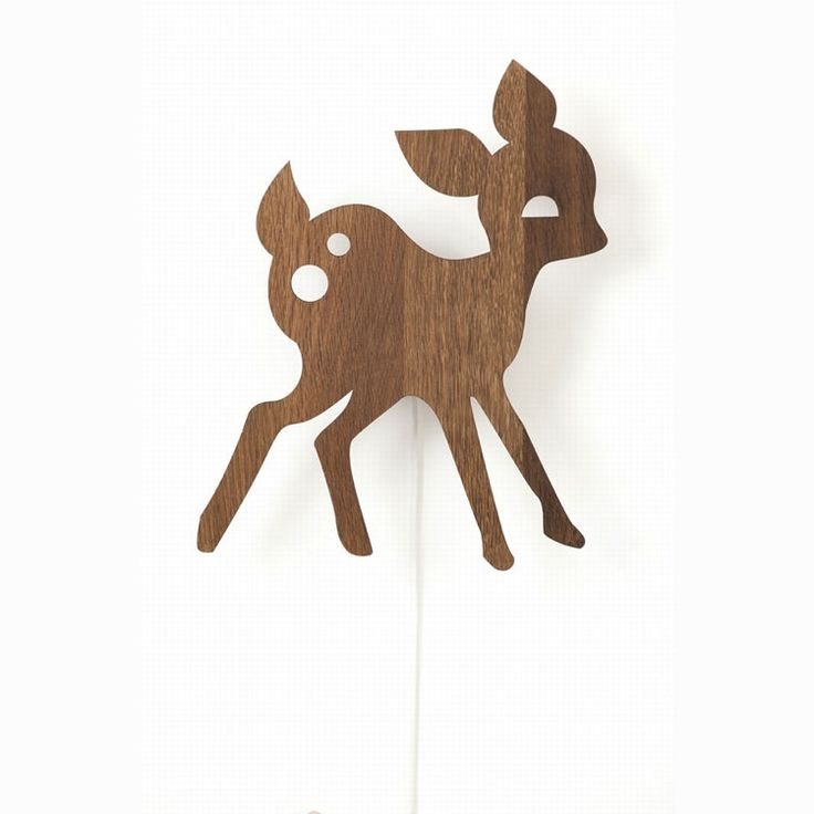 My Deer lampa i gruppen Barnrum / Belysning hos RUM21 AB (112959)