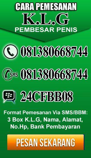 KLG ASLI merupakan Authorized Distributor PEMBESAR PENIS indonesia. Kami memberikan Anda kemudahan untuk membeli Produk-Produk kami hanya dengan mengakses ke situs Klg-asli.com
