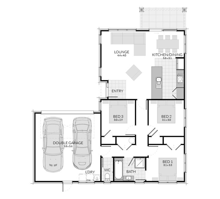 20 best Cinto Series House Plans images on Pinterest House plans