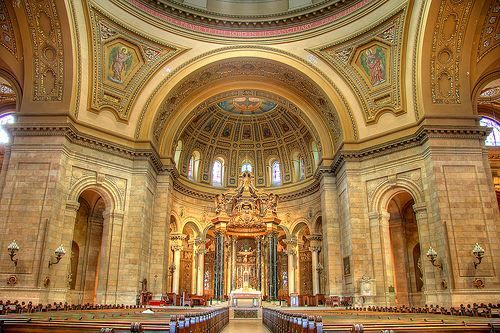 Catholic Church Of St Paul Cathedral Of Archdiocese Of