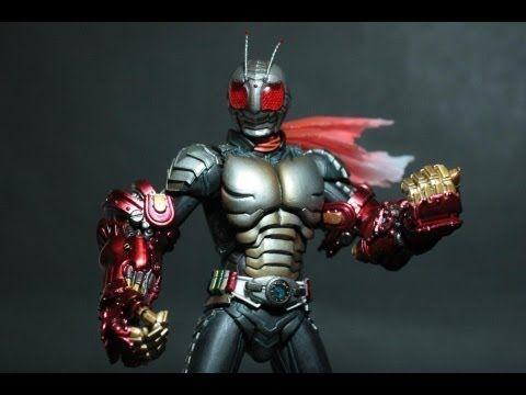 Firestarter's Blog: Toy Review: S.I.C. Kamen Rider Super 1