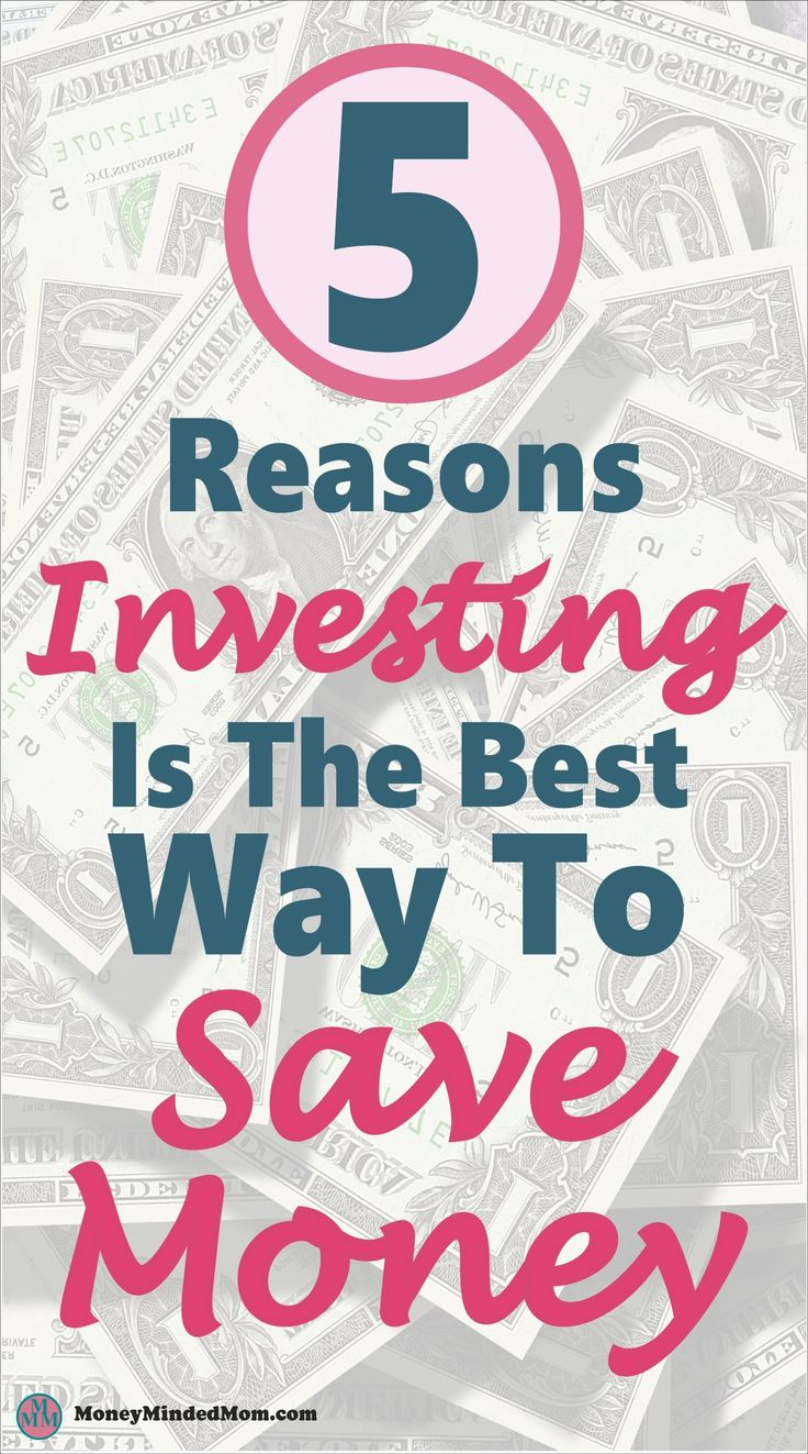 save money by investing Set aside some money to save and invest, what are your choices 10 | saving and investing: making money grow: the two ways to make money there are basically two ways to make money 1 you work for money someone pays you to work for them or you have your own business 2 your money works for you.
