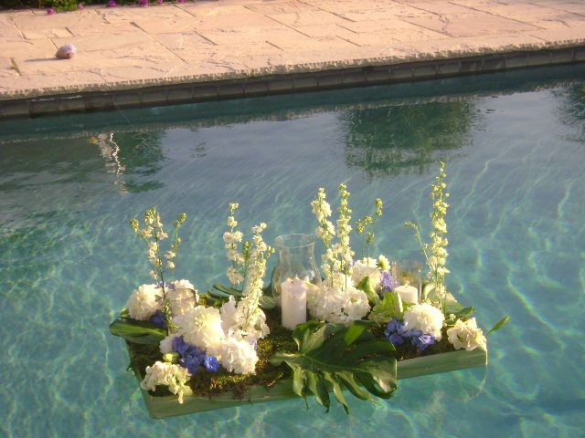 Wedding Decoration Ideas Small Pool: 17 Best Images About Wedding