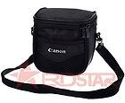 Camera Case Bag For Canon Powershot SX40 SX30 HS SX150 SX130 IS G11 G12 G1X G1 X ebay
