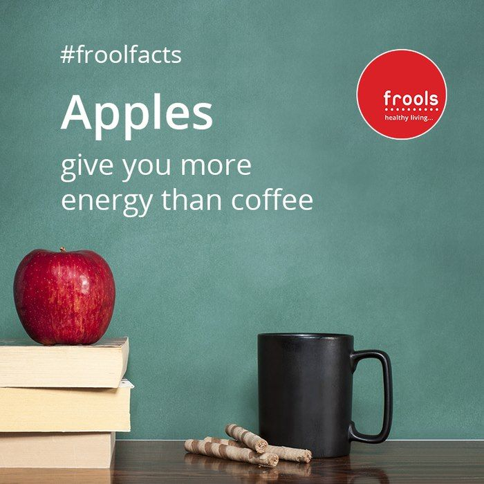 Froolfacts Coffee has the reputation of being a drink to consume for a quick boost of energy ...