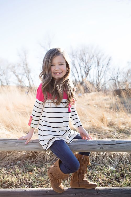 Striped top, Colorblock Top, Top, Fashion, Ryleigh Rue, Kids Clothing, Kids Boutique, Boutique, Online Shopping
