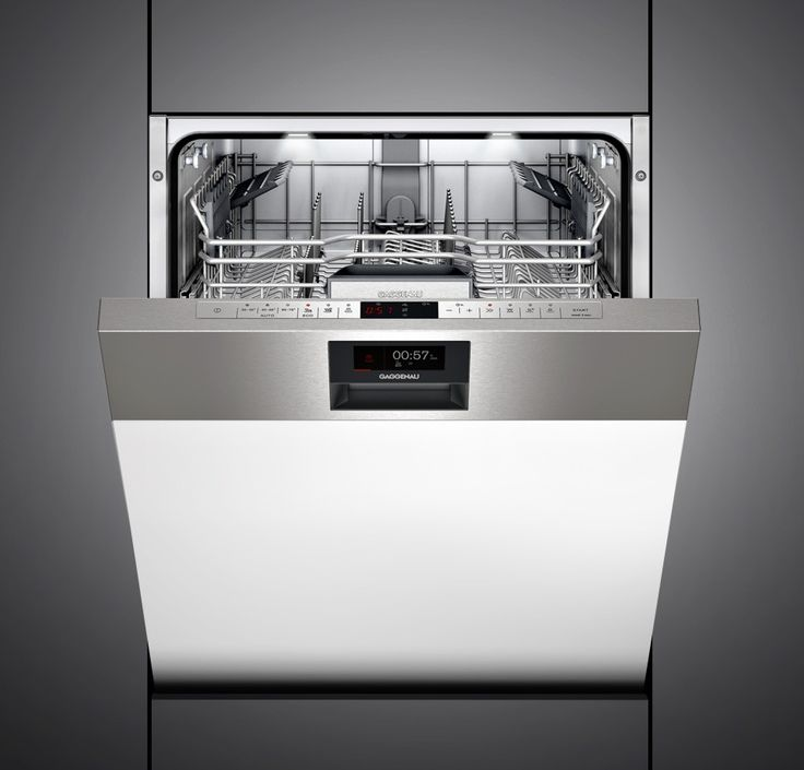 Dishwasher - DI 460/DI 461 Vario dishwasher offers four individually selectable options, including intensive cleaning throughout the lower basket while protecting glass in the top basket, enhanced drying performance and maximum energy saving. At only 42 dB, it is very quiet and also economical: Energy efficiency class A+++.